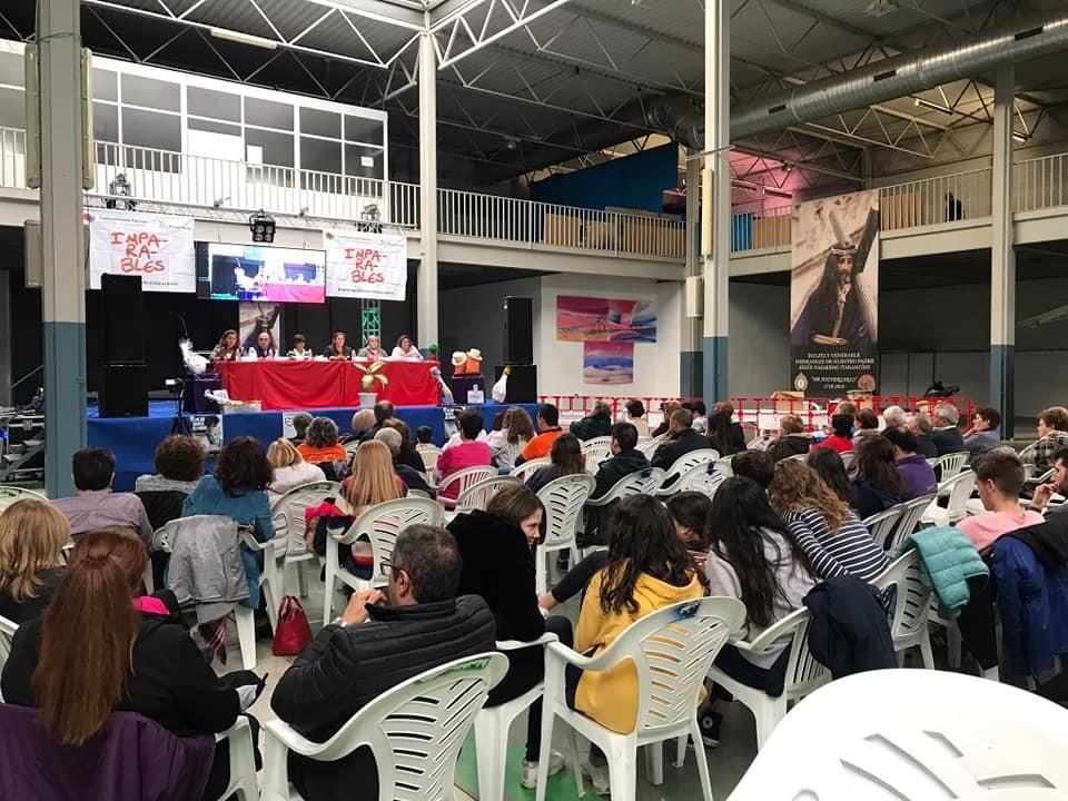 'El Nazareno' recauda 1.500 euros contra la leucemia