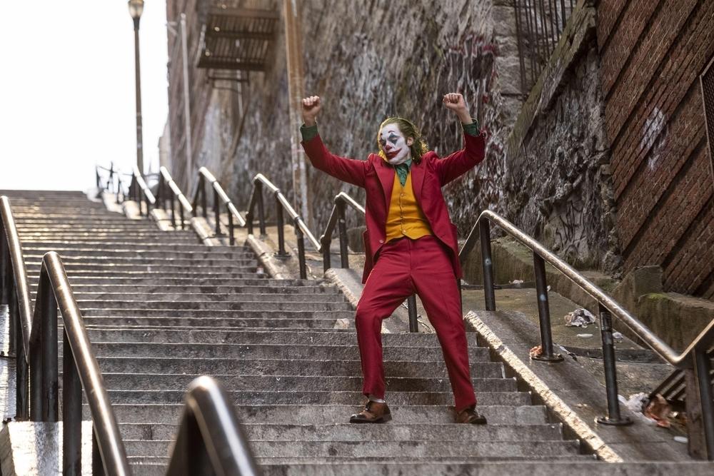 Las escaleras del ?Joker?, la nueva y polémica atracción en Nueva York