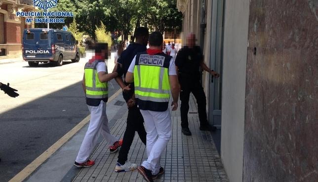 Detenido en Ansoáin un fugitivo por una agresión sexual
