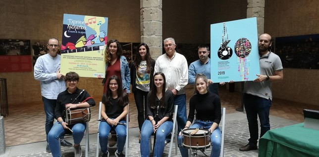 El Alarde de Txistularis celebrará sus 60 años en San Fermín