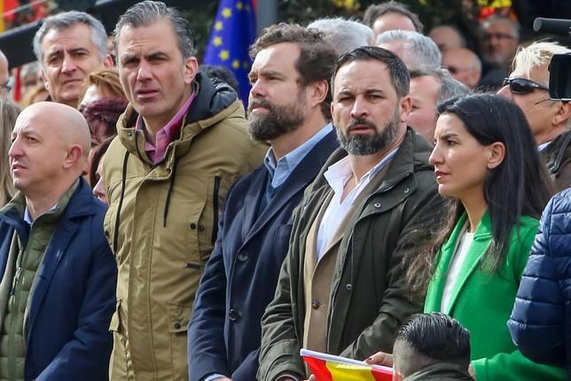 Vox cree que Sánchez será investido con el apoyo separatista