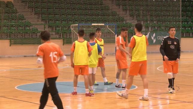 Segovia Futsal se enfrenta al San Juan de Pamplona