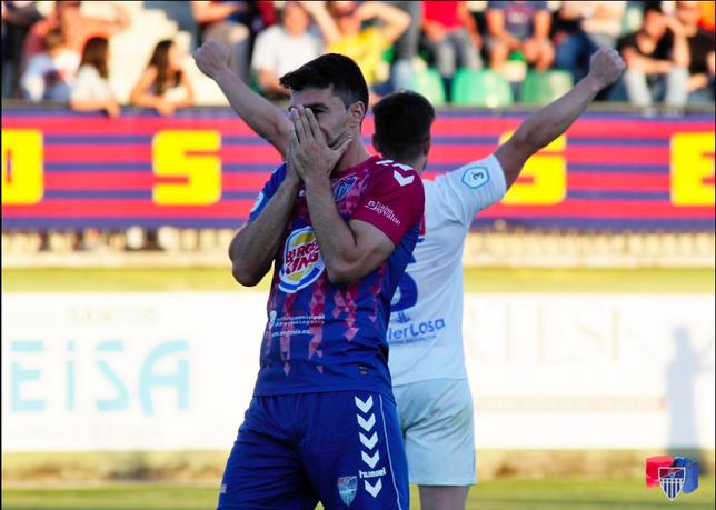 La Segoviana mira ya a la próxima temporada Juan Martín