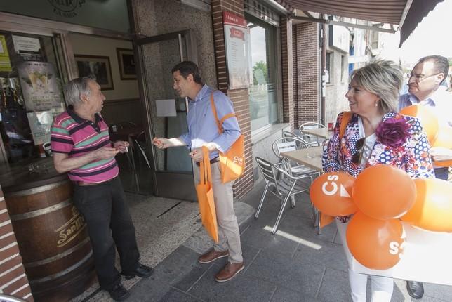 El posible pacto de Cs en Toledo pasará por comité nacional VÁctor Ballesteros