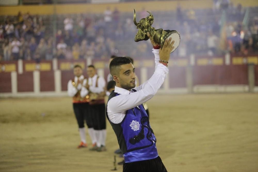 Se alzó vencedor tras una gran final ante un astado de Peñajara