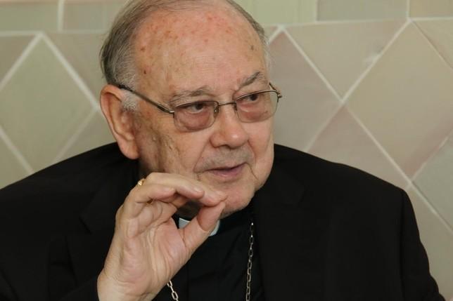 Fallece Fernando Sebastián, arzobispo emérito de Pamplona