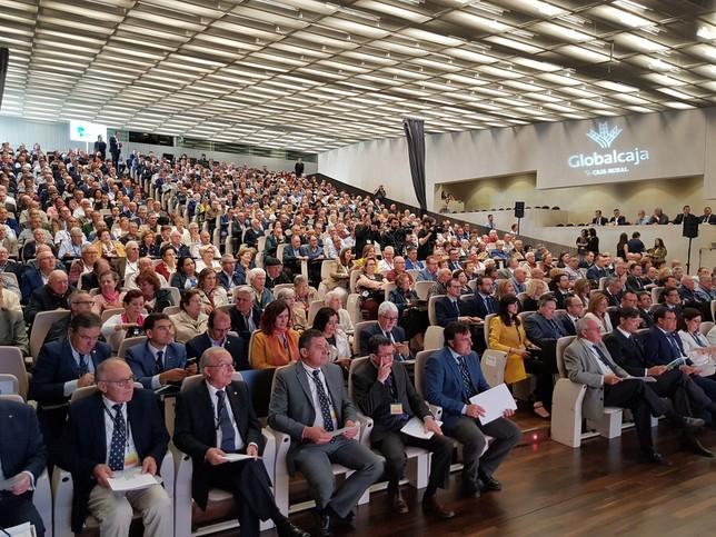 Globalcaja reelige a Carlos de la Sierra como presidente