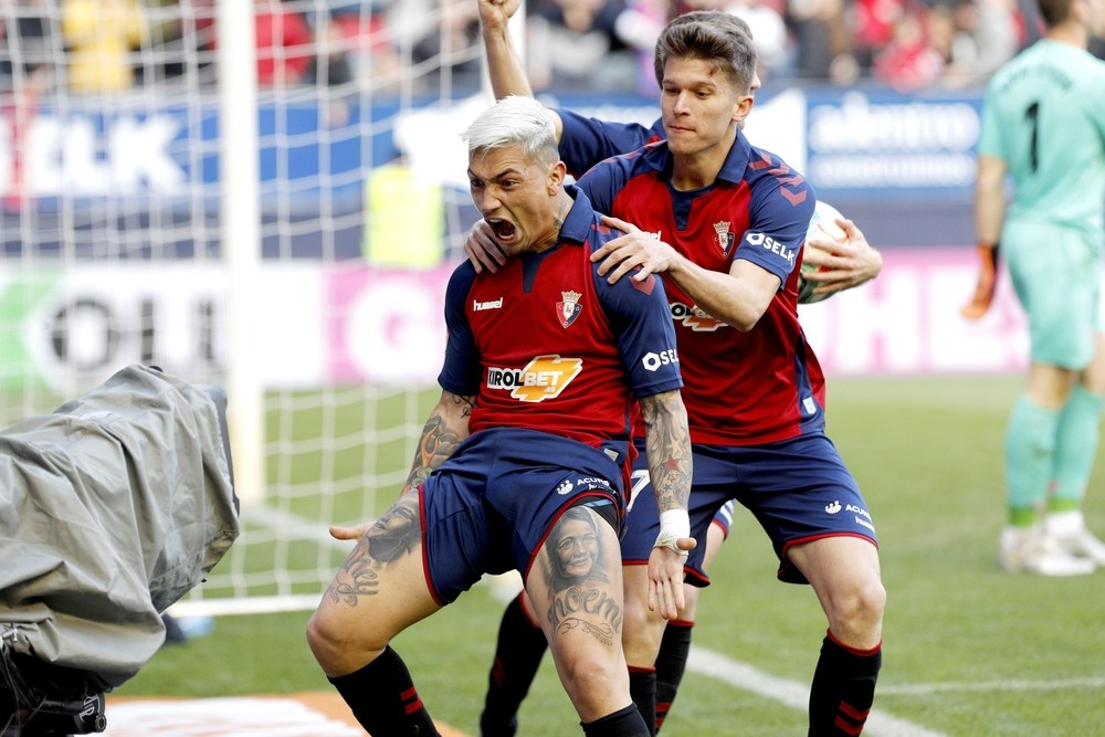 El Athletic rompe el récord de Osasuna
