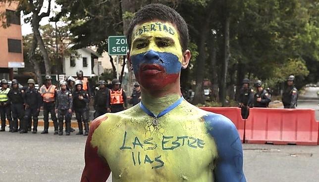 Guaidó llama a los ciudadanos a defender la libertad Rayner Peña