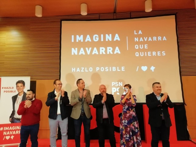 PSN quiere un Gobierno de Navarra liderado por socialistas