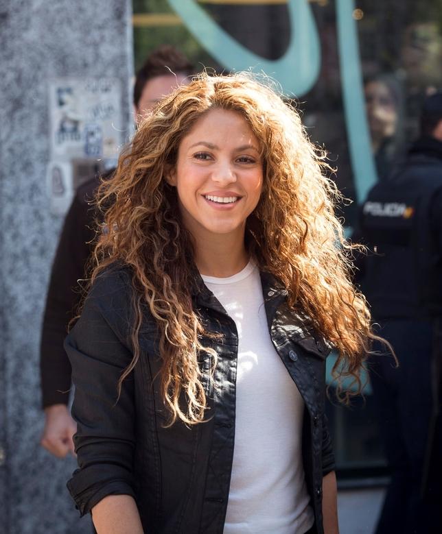 Citan a Shakira por un presunto fraude de 14,5 millones Luca Piergiovanni Luca Piergiovanni