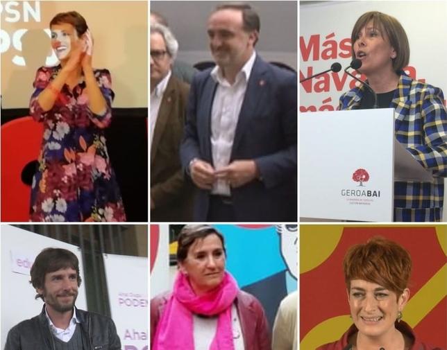 Comienza la carrera para conseguir la presidencia de Navarra