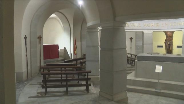 La Justicia avala la exhumación de los restos de los Caídos