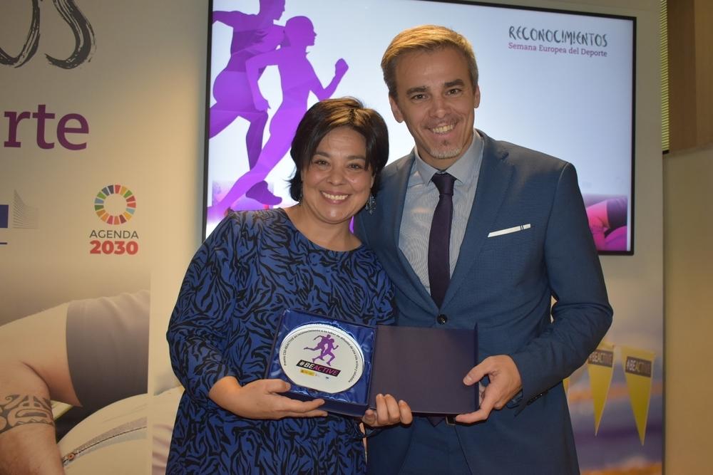 Premio a la promoción deportiva de Ciudad Real