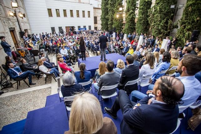 Cañizares aboga por bajar impuestos, empleo y tradiciones Pablo Lorente