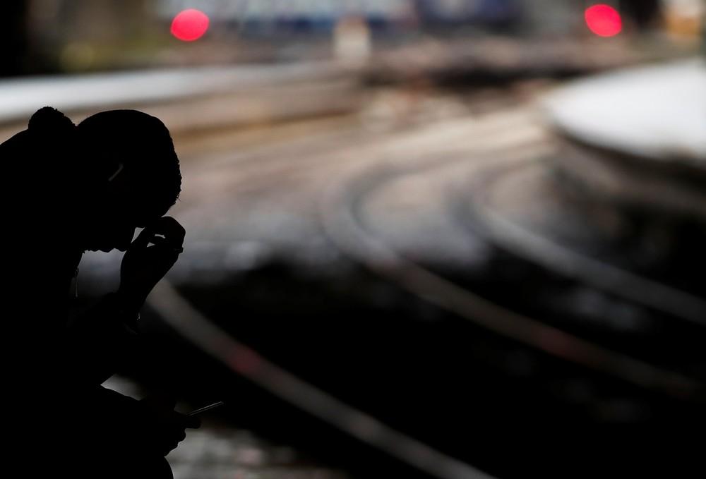 Caos circulatorio en París por la huelga del transporte