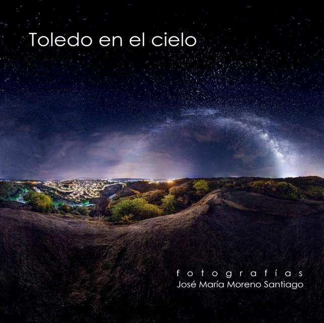 'Cielos de Toledo', del fotógrafo José María Moreno Santiago