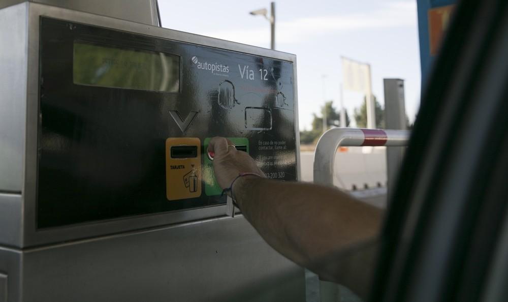 El peaje de las autopistas subirá un 0,84% a partir de 2020