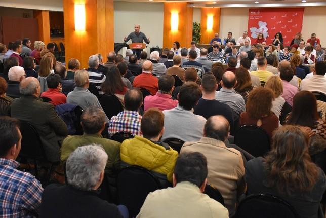 Sahuquillo avanza los candidatos en los pueblos más grandes