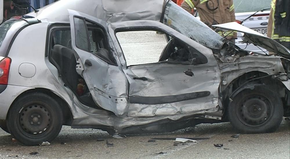 Fallece una joven de 29 años en un accidente en la A-62