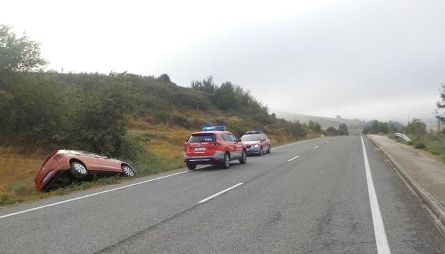 El fin de semana deja cinco investigados en las carreteras