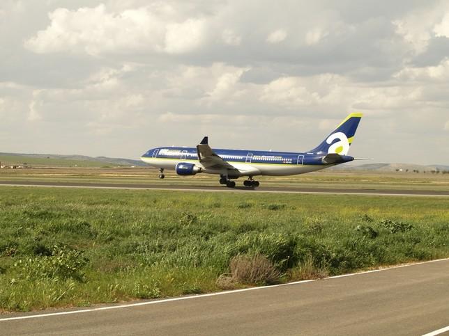 Ecologistas piden no abrir aeropuerto sin cumplir la DIA Fotos Rueda Villaverde