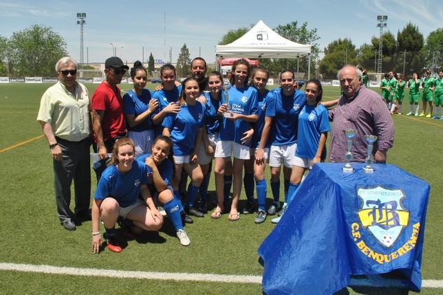 El CD Camarena se lleva la Copa de Plata de la Liga Femenina