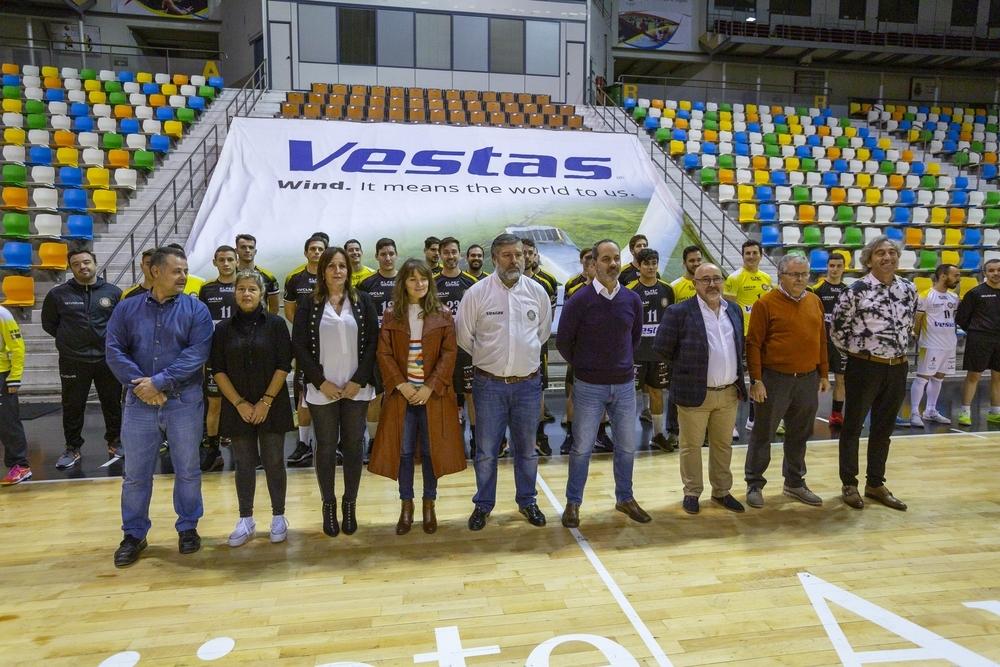 BM Alarcos y Vestas, un año más juntos