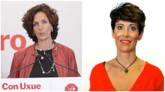 Elma Saiz e Itziar Gómez dejan el Ayuntamiento de Pamplona