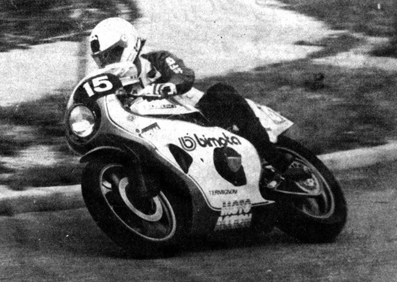 Andrés Pérez Rubio, en sus años de piloto.