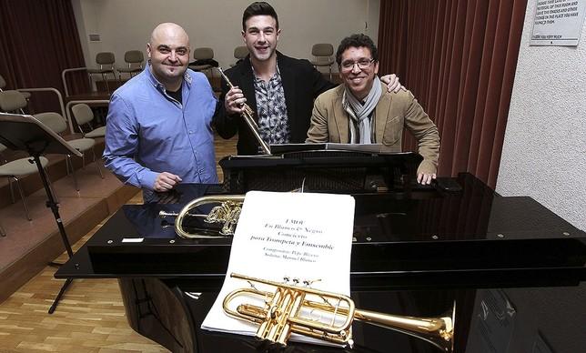 'Ensemble' de estilos manchegos JUAN LAZARO