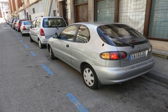 Detenido por pinchar las ruedas de 25 coches en la Milagrosa