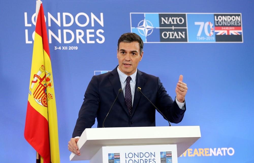 Sánchez dice que el pacto con ERC será dentro de la Constitución