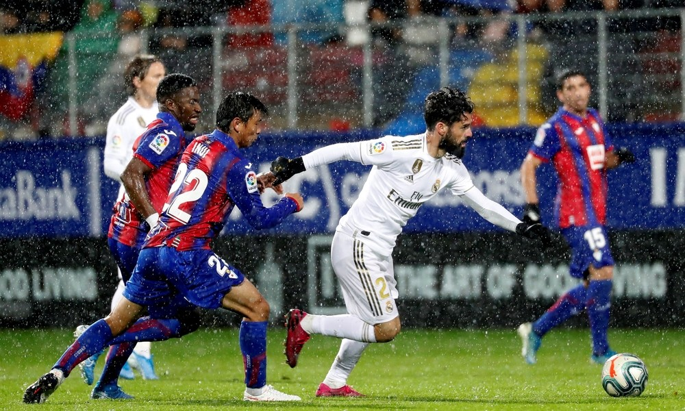El Madrid mete presión