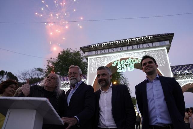 165.000 microleds para iluminar San Isidro
