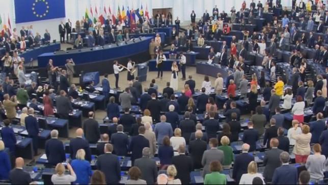 Constituido el nuevo Parlamento Europeo con tres navarros NATV