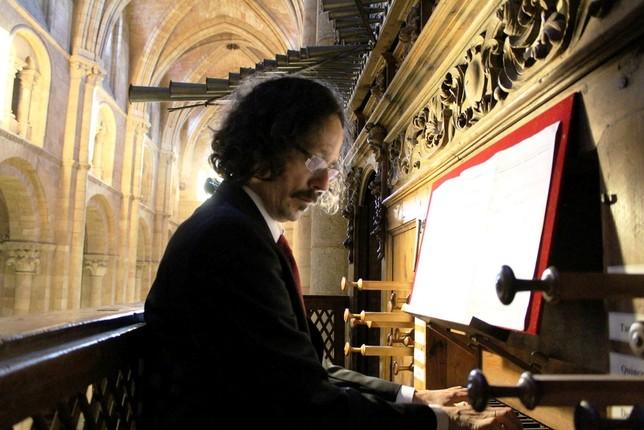 Música renacentista con Miguel del Barco