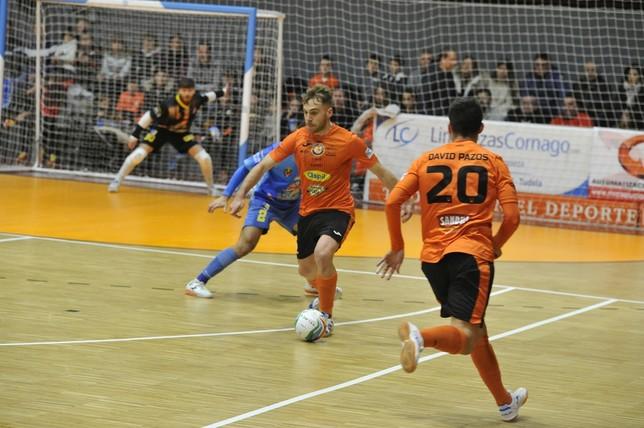 Aspil Vidal tiene la oportunidad de retornar a puestos de playoff Ribera Navarra FS