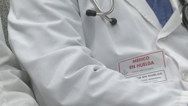Huelga médica: disparidad en la valoración de su seguimiento