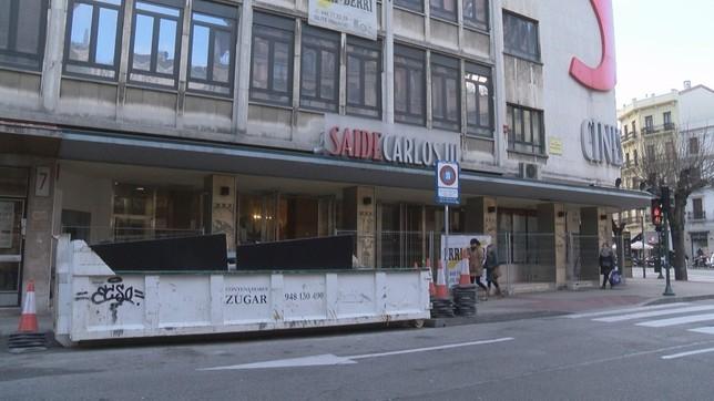 Se constriuirán 46 viviendas en el solar de los antiguos cines Carlos III