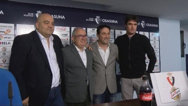 A la renovación de Braulio Vázquez se suma la de 'Cata' como secretario técnico NATV
