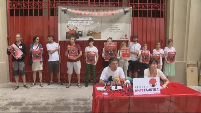 Una kalejira abrirá el debate del futuro de los Sanfermines NATV