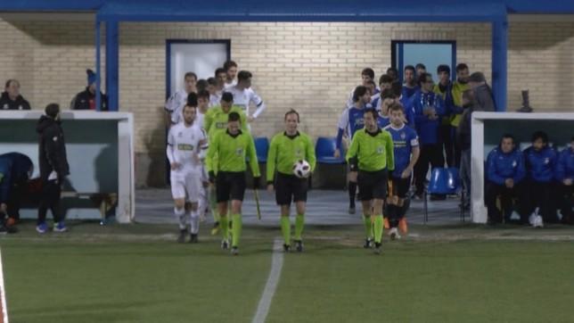 Peña Sport y Real Unión salen al campo del San Francisco de Tafalla