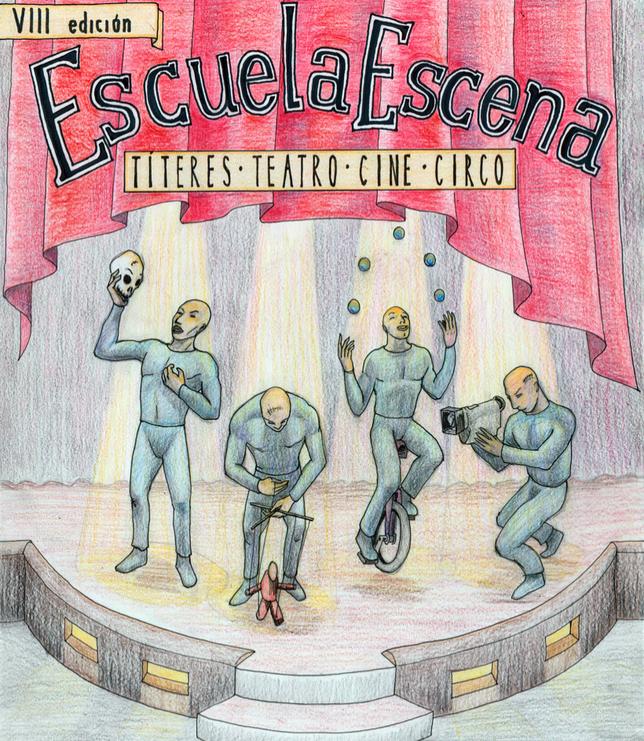 Octava edición de la Escuela a Escena