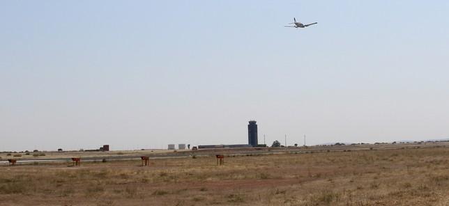 El aeropuerto da un paso más hacia su reapertura