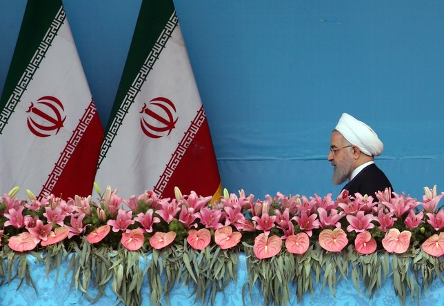 Rohani dialogará con EEUU si retira las
