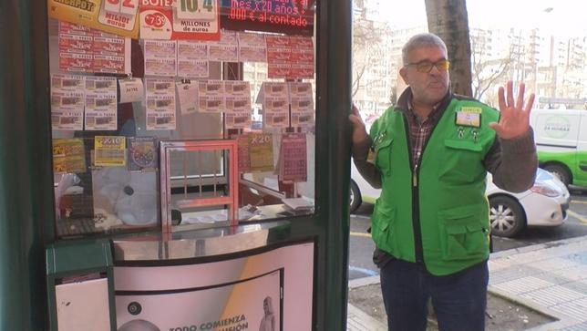 Repartido en Pamplona un 'sueldazo' de 5.000 euros al mes