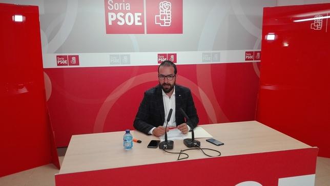 El PSOE pide a la Junta una plan plurianual para Numancia