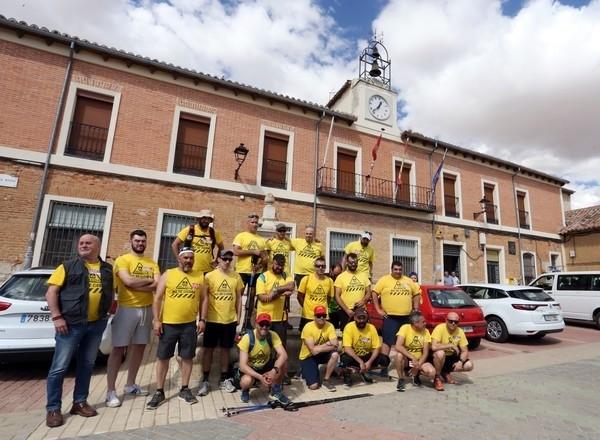 CCOO arropa la 'marcha del aluminio' en Valladolid