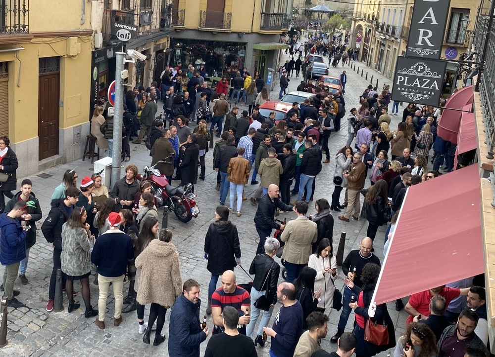 'Tardebuena' en Segovia